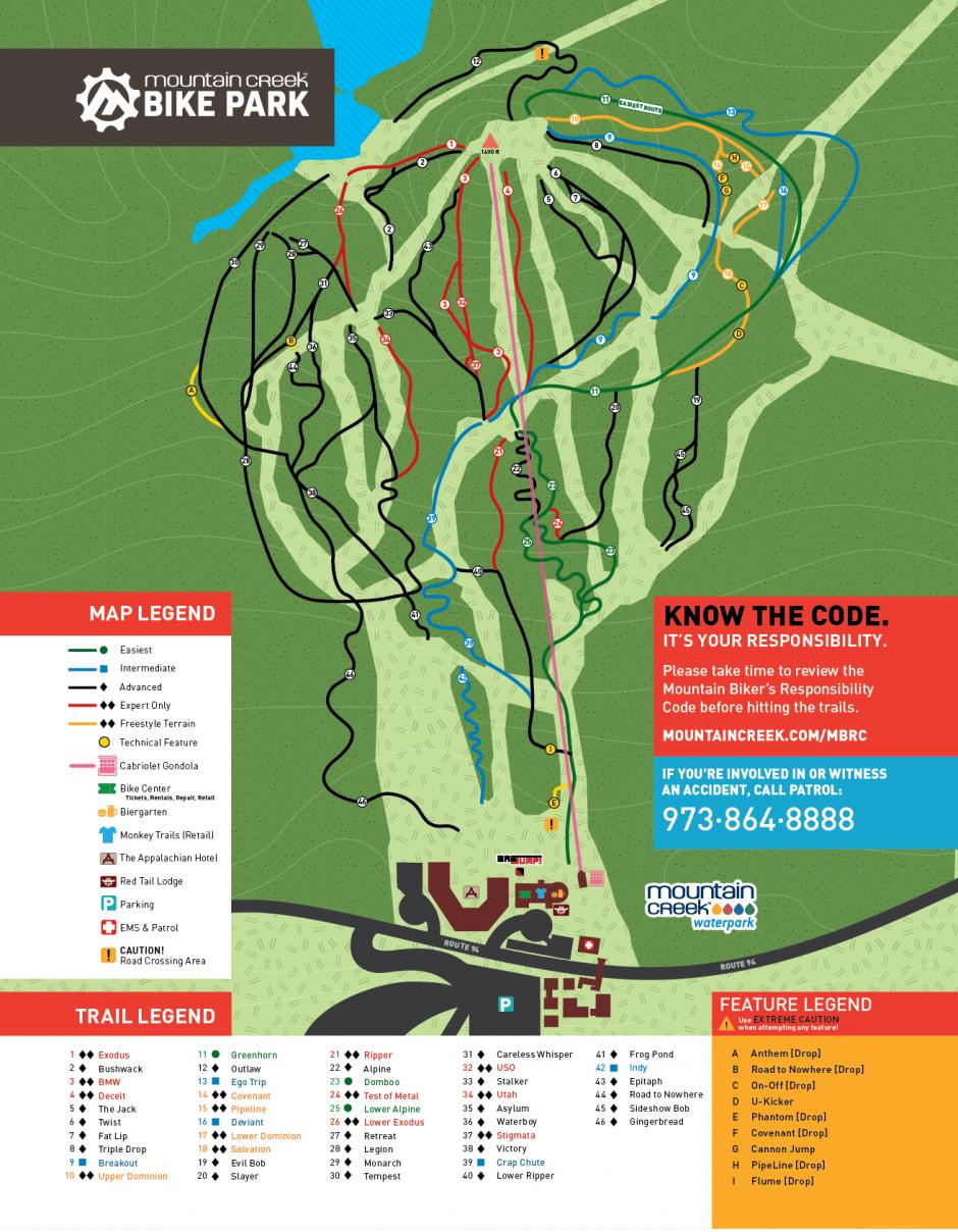elm creek mountain bike trail map popular mountain bike 2017