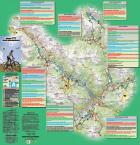 Trail Map - Folder 2015 Briançonnais