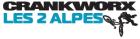 Crankworks Les2Alpes logo