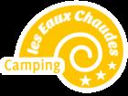 Camping Les Eaux Chaudes *** Logo