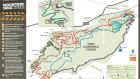 Coed Llandegla Trail Map