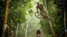 UCI DH World Cup: Cairns Practice