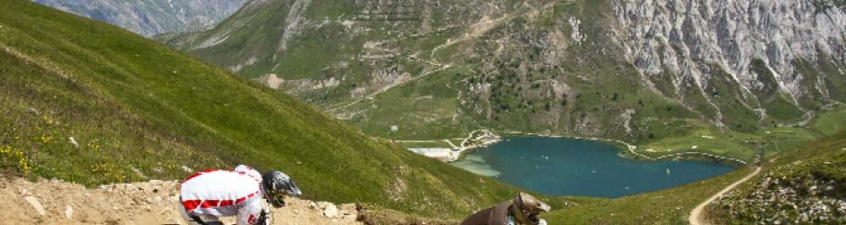 Bike Park Tignes Val dIsere Mountain Bike Spot All Rides Now