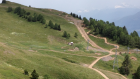 Freeride (red) track